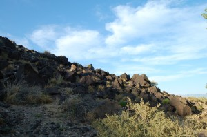 Albuquerque Petroglyphs