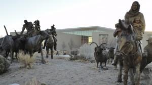 Albuquerque Museum Sculpture Garden