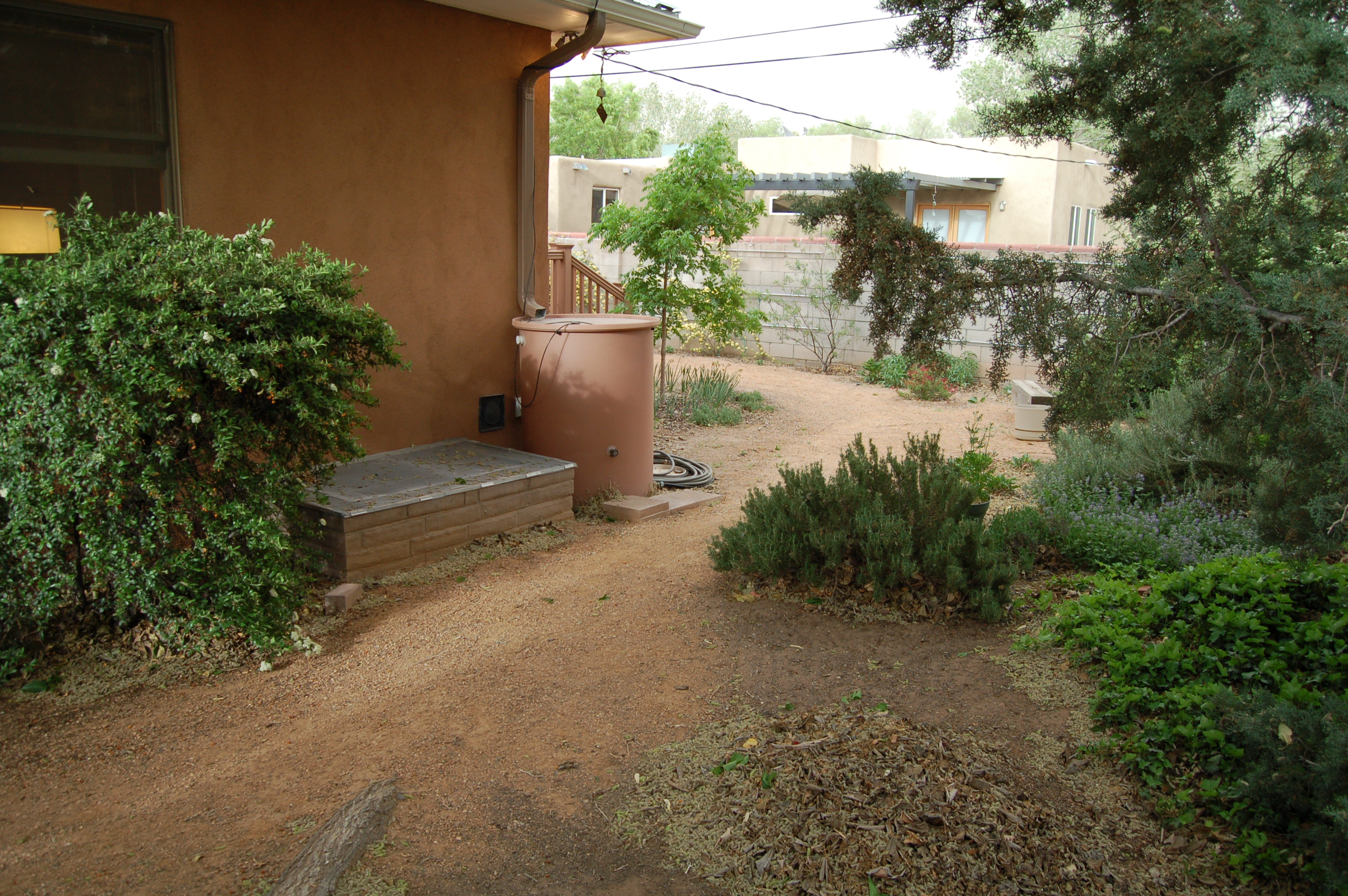 Xeriscape water sipping landscaping of the south west for Landscaping rocks albuquerque