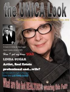 Linda Sugar Cover for The Sugar Team Magazine