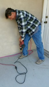 Ken-Perry-termite-drilling-albuquerque-real-estate